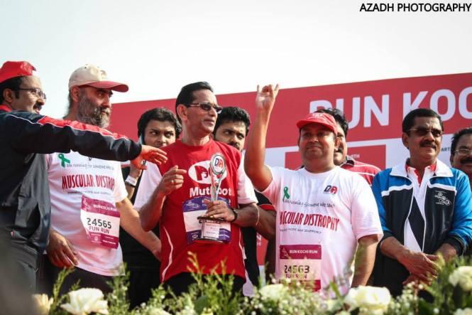 Kochi Marathon 2014