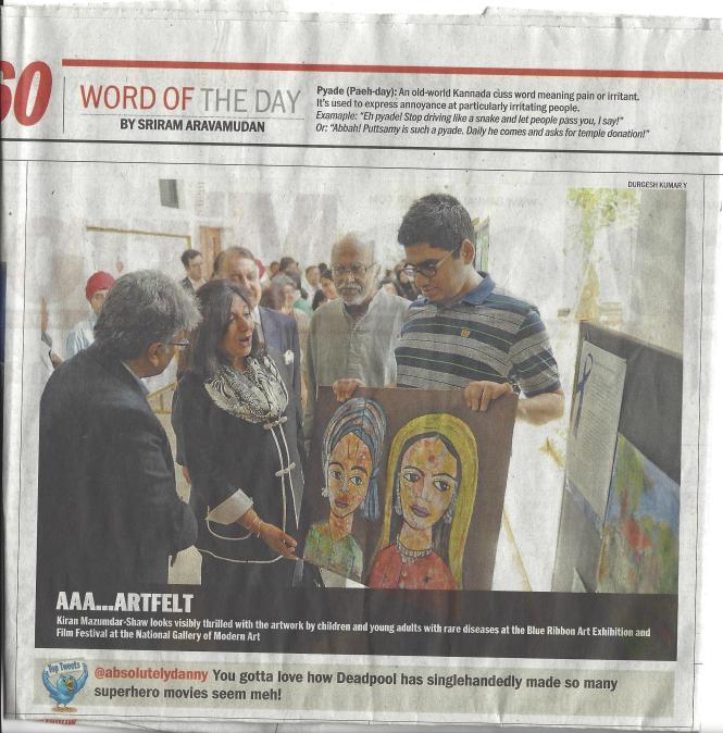 Banglore Mirror-2-3-2016 (pg 2)