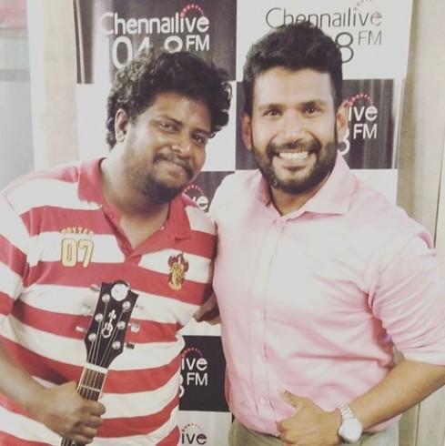 BA with RJ Sandeep
